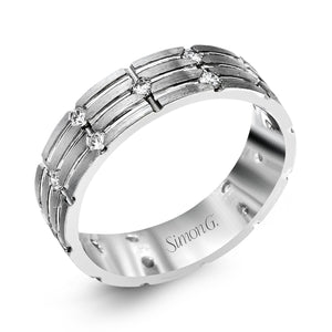 Simon G Simon G - LP1806 Men's Band - Birmingham Jewelry