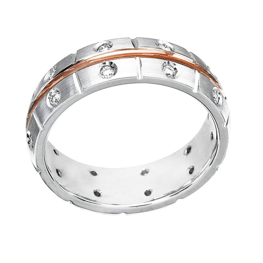 Simon G Simon G - LP1886 Men's Band - Birmingham Jewelry