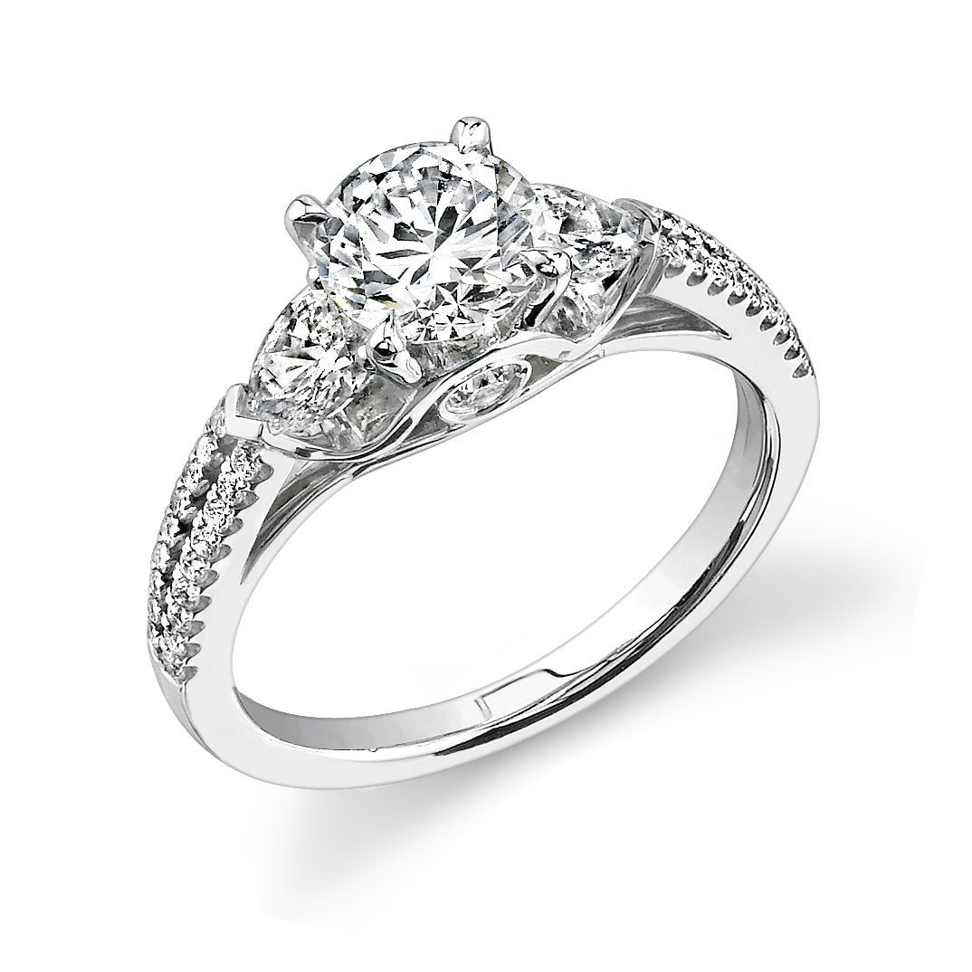 Simon G - LP2022, Engagement Ring, Simon G - Birmingham Jewelry