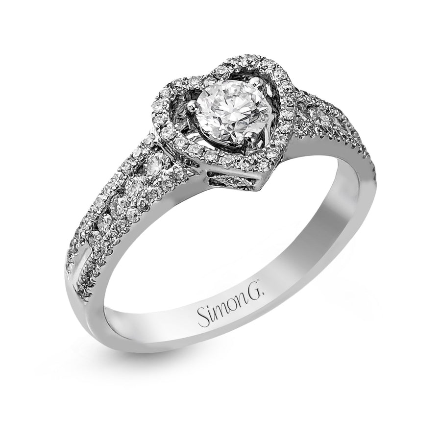 Simon G - LP2173, Engagement Ring, Simon G - Birmingham Jewelry