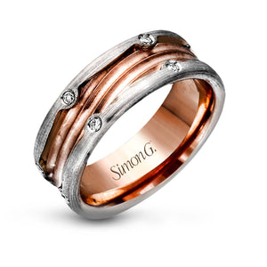 Simon G Simon G - LP2179 Men's Band - Birmingham Jewelry