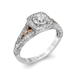 Simon G - LP2249, Engagement Ring, Simon G - Birmingham Jewelry