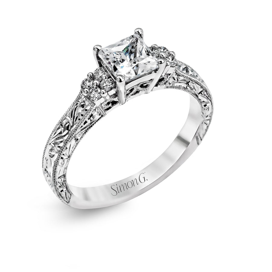 Simon G - LP2253, Engagement Ring, Simon G - Birmingham Jewelry