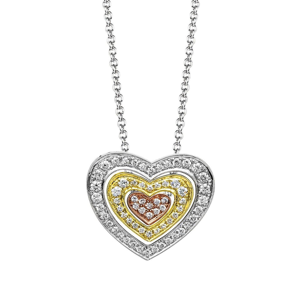 Simon G - LP3743, Women's Necklace, Simon G - Birmingham Jewelry