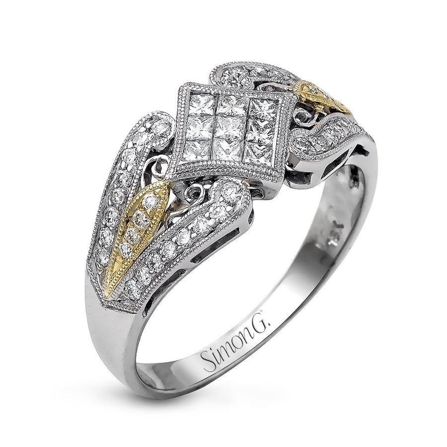 Simon G Simon G - LP882 Engagement Ring - Birmingham Jewelry