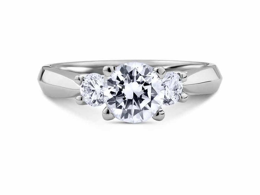 Scott Kay - SK7880 - Crown Setting (1.00ct), Engagement Ring, SCOTT KAY - Birmingham Jewelry
