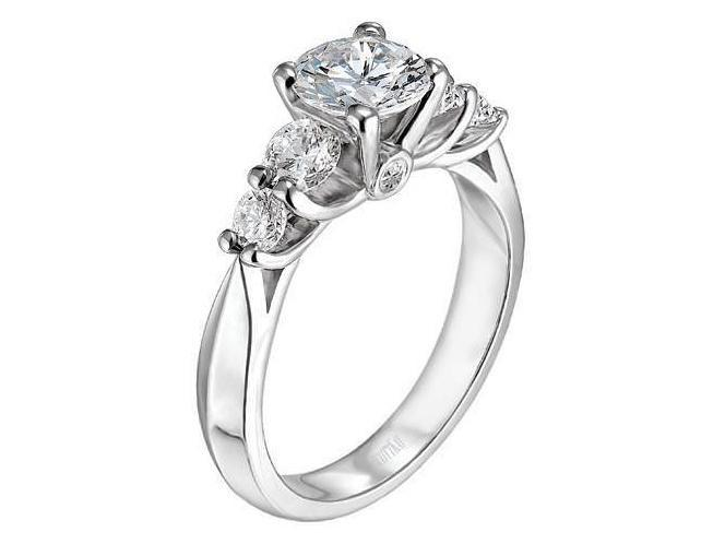 SCOTT KAY Scott Kay - SK6716 - Crown Setting Engagement Ring - Birmingham Jewelry