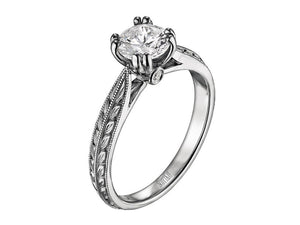 Scott Kay - SK8115 - Luminaire, Engagement Ring, SCOTT KAY - Birmingham Jewelry