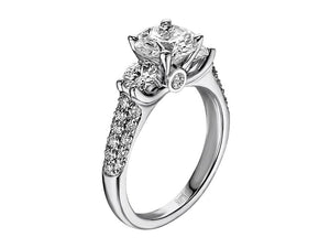 Scott Kay - SK7896 - Crown Setting (2.00ct), Engagement Ring, SCOTT KAY - Birmingham Jewelry