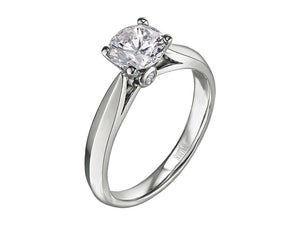 Scott Kay - SK8077 - Luminaire, Engagement Ring, SCOTT KAY - Birmingham Jewelry