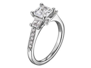 Scott Kay - SK8109 - Crown Setting, Engagement Ring, SCOTT KAY - Birmingham Jewelry
