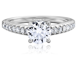 Scott Kay - SK8096 - Luminaire, Engagement Ring, SCOTT KAY - Birmingham Jewelry