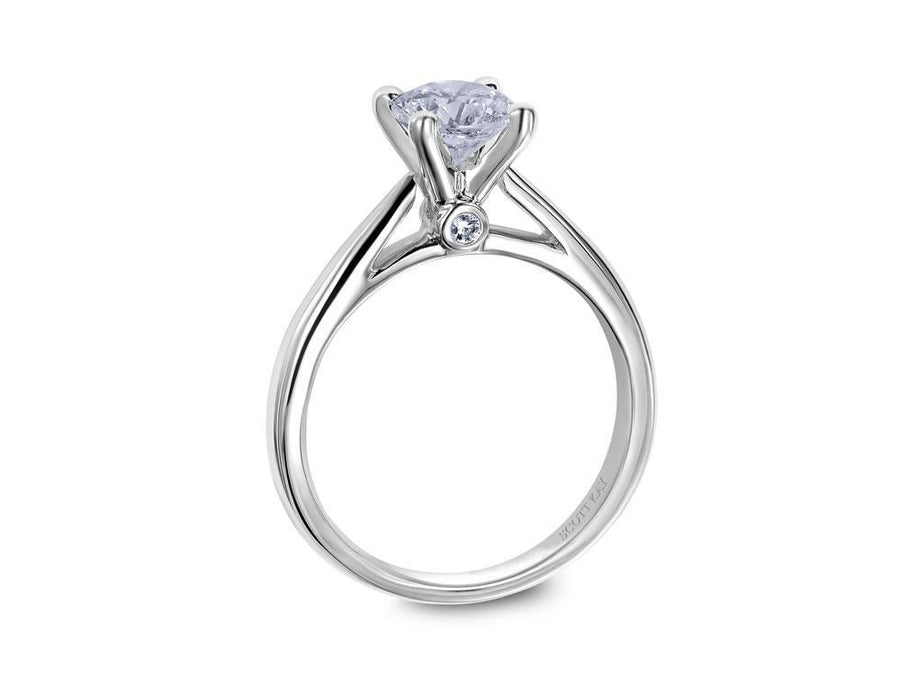 Scott Kay - SK8103 - Luminaire, Engagement Ring, SCOTT KAY - Birmingham Jewelry