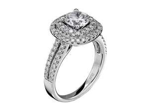Scott Kay - SK7862 - Luminaire (1.00ct), Engagement Ring, SCOTT KAY - Birmingham Jewelry