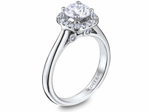 Scott Kay - SK8063 - Luminaire (1.00ct), Engagement Ring, SCOTT KAY - Birmingham Jewelry