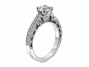 Scott Kay - M1820R310WW - Heaven's Gates, Engagement Ring, SCOTT KAY - Birmingham Jewelry