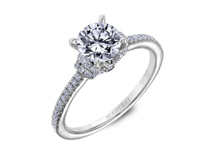 Scott Kay - SK8018 - Luminaire, Engagement Ring, SCOTT KAY - Birmingham Jewelry