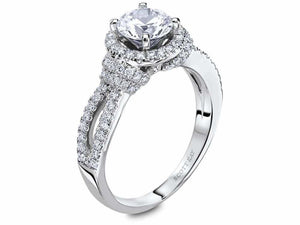 Scott Kay - SK8010 - Luminaire, Engagement Ring, SCOTT KAY - Birmingham Jewelry