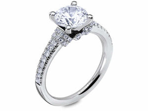 Scott Kay - SK8012 - Luminaire, Engagement Ring, SCOTT KAY - Birmingham Jewelry