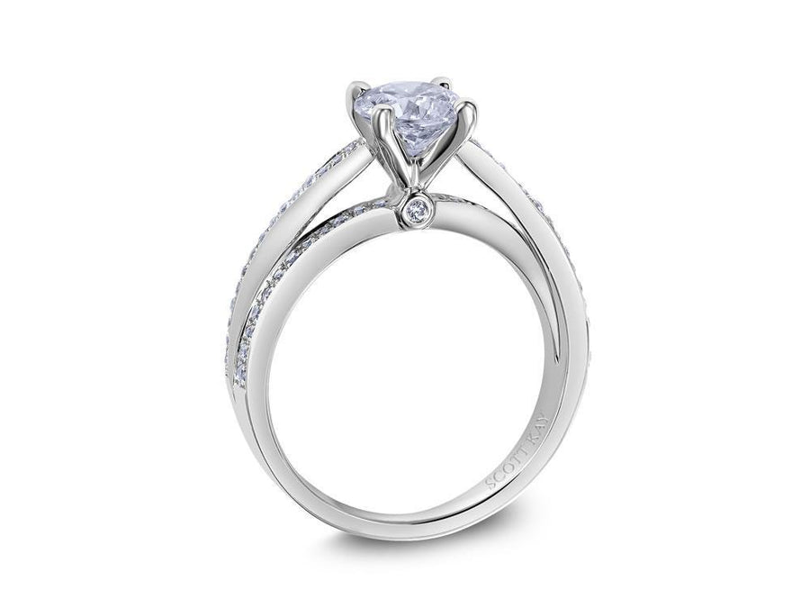SCOTT KAY Scott Kay -SK7960 - Luminaire Engagement Ring - Birmingham Jewelry