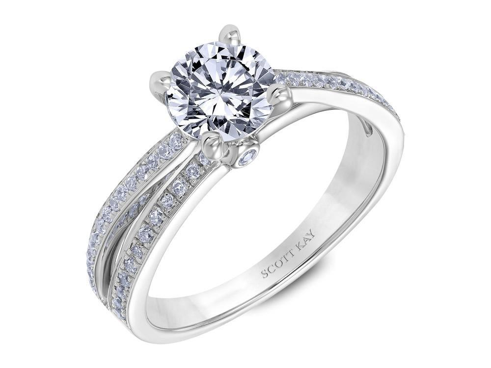 Scott Kay -SK7960 - Luminaire, Engagement Ring, SCOTT KAY - Birmingham Jewelry