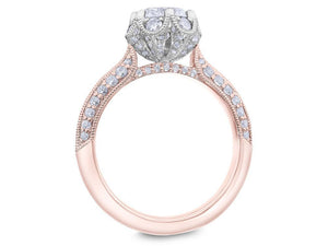 SCOTT KAY Scott Kay - SK6026 - Luminaire Engagement Ring - Birmingham Jewelry