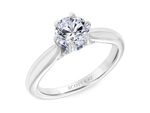 Scott Kay - SK6030 - Luminaire, Engagement Ring, SCOTT KAY - Birmingham Jewelry