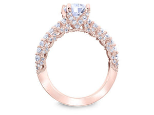 SCOTT KAY Scott Kay - SK6019 - Heaven's Gates Engagement Ring - Birmingham Jewelry
