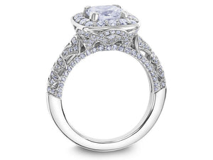 SCOTT KAY Scott Kay - SK6023 - Heaven's Gates Engagement Ring - Birmingham Jewelry