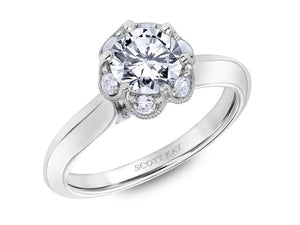 Scott Kay - SK6027 - Luminaire, Engagement Ring, SCOTT KAY - Birmingham Jewelry