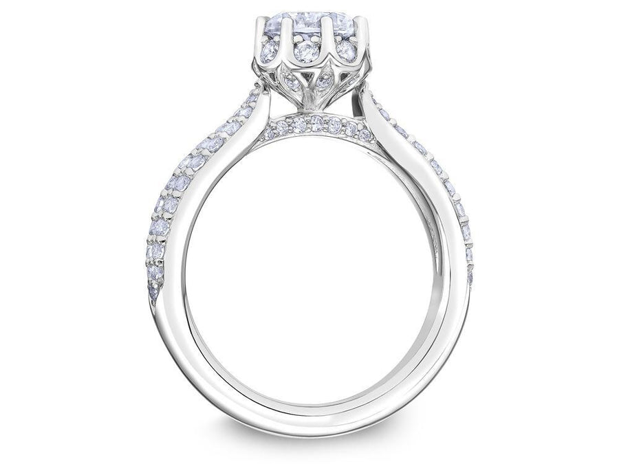 SCOTT KAY Scott Kay - SK6038 - Luminaire Engagement Ring - Birmingham Jewelry