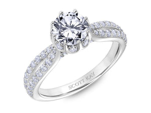 Scott Kay - SK6038 - Luminaire, Engagement Ring, SCOTT KAY - Birmingham Jewelry