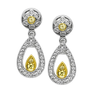 Simon G Simon G - ME1280-2T Women's Earrings - Birmingham Jewelry