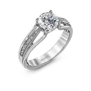 Simon G Simon G - MR1485 Engagement Ring - Birmingham Jewelry