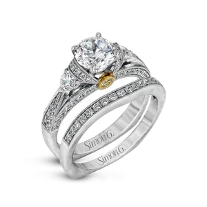 Simon G Simon G - MR1489 Engagement Ring - Birmingham Jewelry