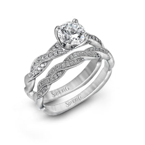 Simon G - MR1498, Engagement Ring Set, Simon G - Birmingham Jewelry