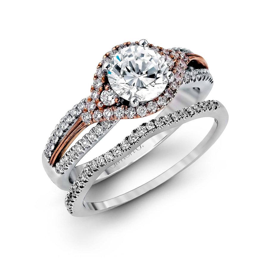 Simon G - MR1815, Engagement Ring Set, Simon G - Birmingham Jewelry