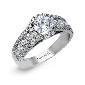 Simon G Simon G - MR1903 Engagement Ring - Birmingham Jewelry