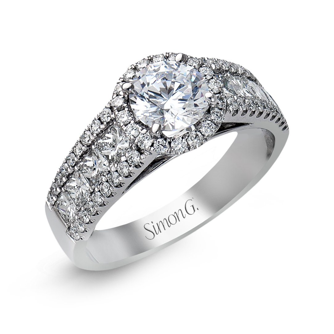 Simon G - MR1903, Engagement Ring, Simon G - Birmingham Jewelry