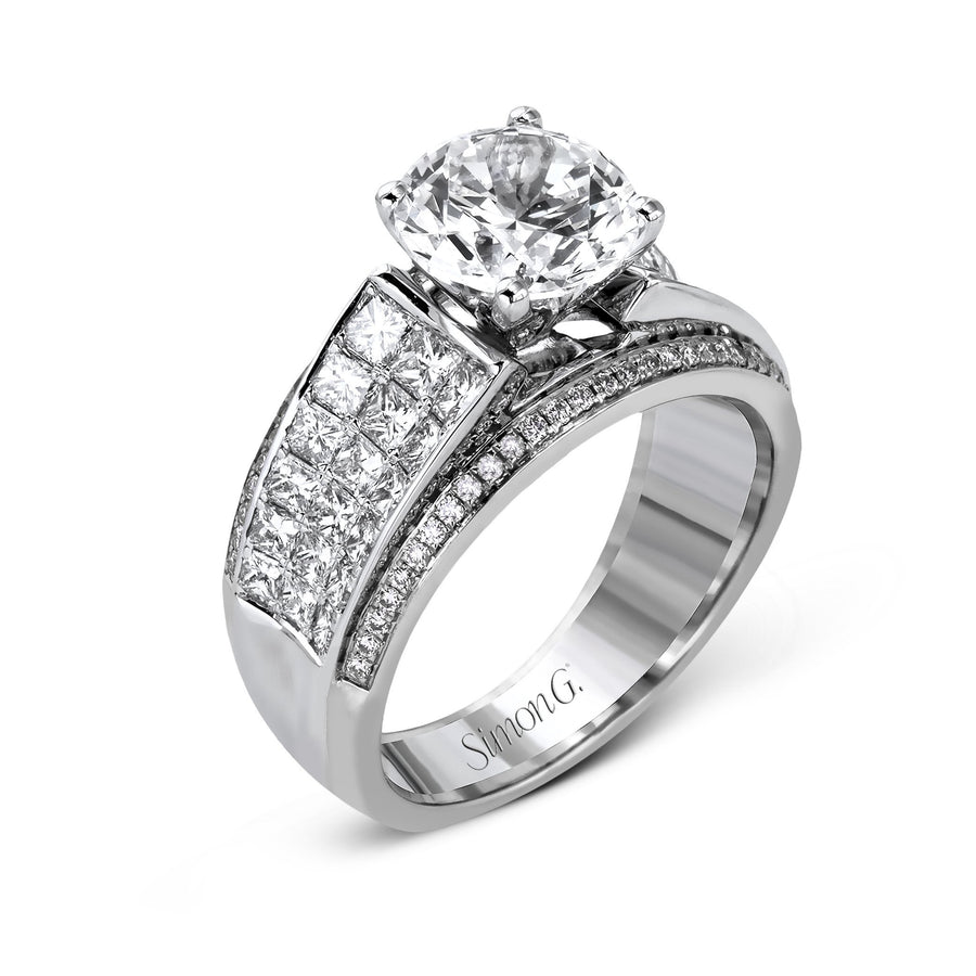 Simon G - MR2141, Engagement Ring, Simon G - Birmingham Jewelry