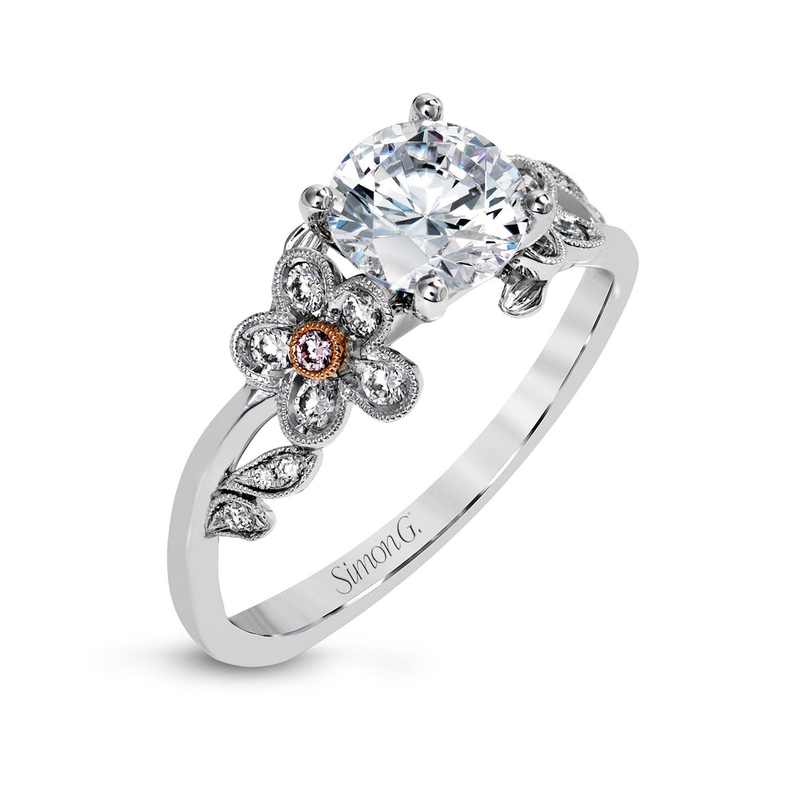 Simon G - MR2615, Engagement Ring, Simon G - Birmingham Jewelry