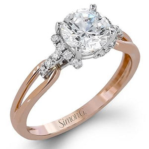 Simon G Simon G - NR498 Engagement Ring - Birmingham Jewelry