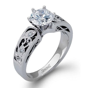 Simon G - LP1355, Engagement Ring, Simon G - Birmingham Jewelry