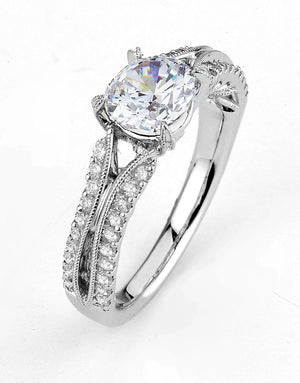Supreme Jewelry Supreme - SJG7356XR Engagement Ring - Birmingham Jewelry