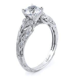 Supreme Jewelry Supreme - SJU1273RS Engagement Ring - Birmingham Jewelry