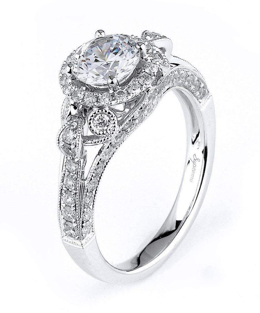 Supreme - SJU1283RS, Engagement Ring, Supreme Jewelry - Birmingham Jewelry
