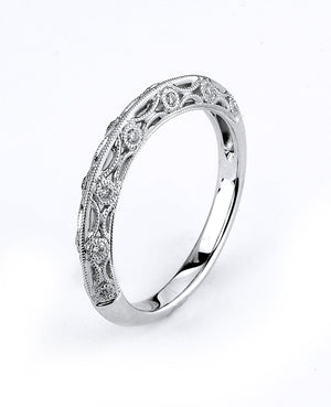 Supreme Jewelry Supreme - SJU1293RB Wedding Band - Birmingham Jewelry