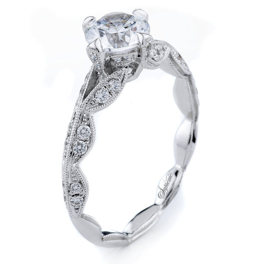 Supreme Jewelry Supreme - SJU1505RS Engagement Ring - Birmingham Jewelry