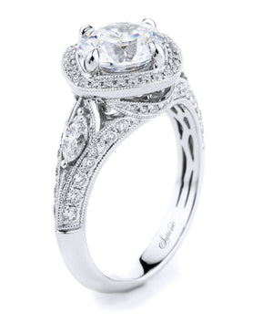 Supreme Jewelry Supreme - SJU1691R Engagement Ring - Birmingham Jewelry