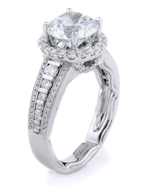 Supreme Jewelry Supreme - SJU1696RS Engagement Ring - Birmingham Jewelry